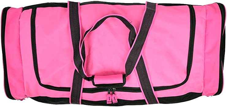 59e0fe1eb636 36 Inch 3-Pocket Hockey Equipment Duffle Bag