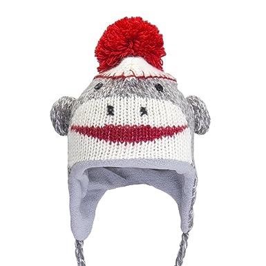 996875a6a4017 Amazon.com  Old Glory - Unisex-child Cute Sock Monkey Kids Peruvian ...