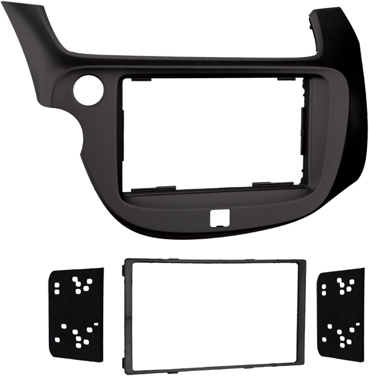 Honda Fit Vehicles Matte Black 95-7877B Metra Installation Kit for Select 2009