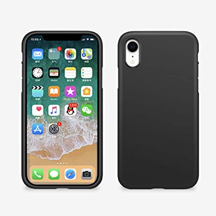 Amazon.com: iPhone 6-X Funda de Silicona Líquida: Cell ...