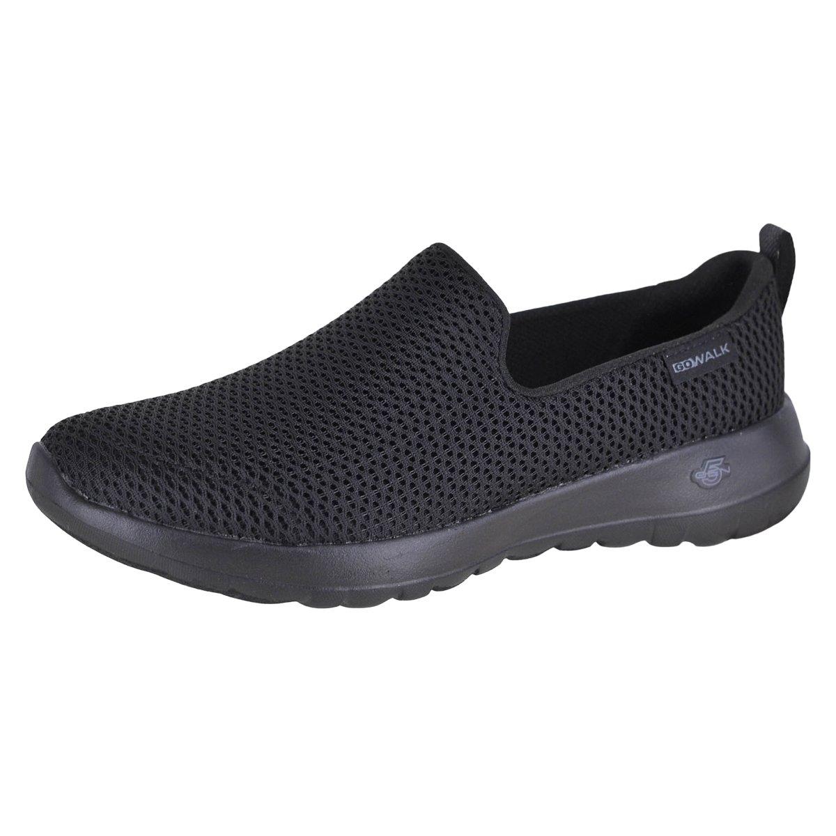 Skechers Performance Women's Go Joy Walking Shoe,Black,9 W US