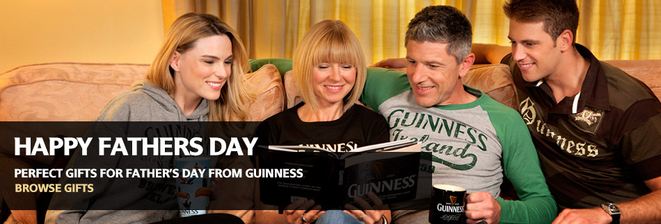 Guinness Fathers Day