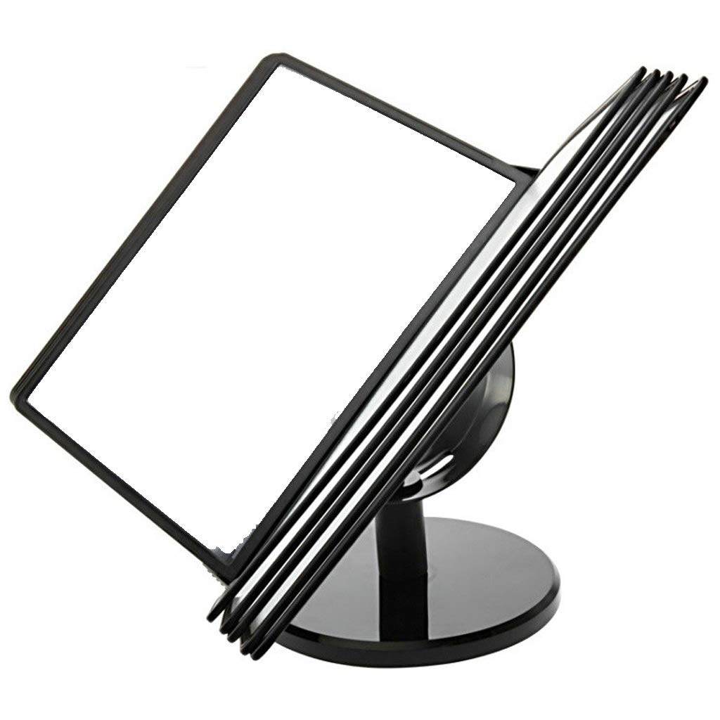MDBYMX Menu Holder Menu Holder A4 menu Cover Display for Restaurants, Bars and cafes A4 Display Stand by MDBYMX