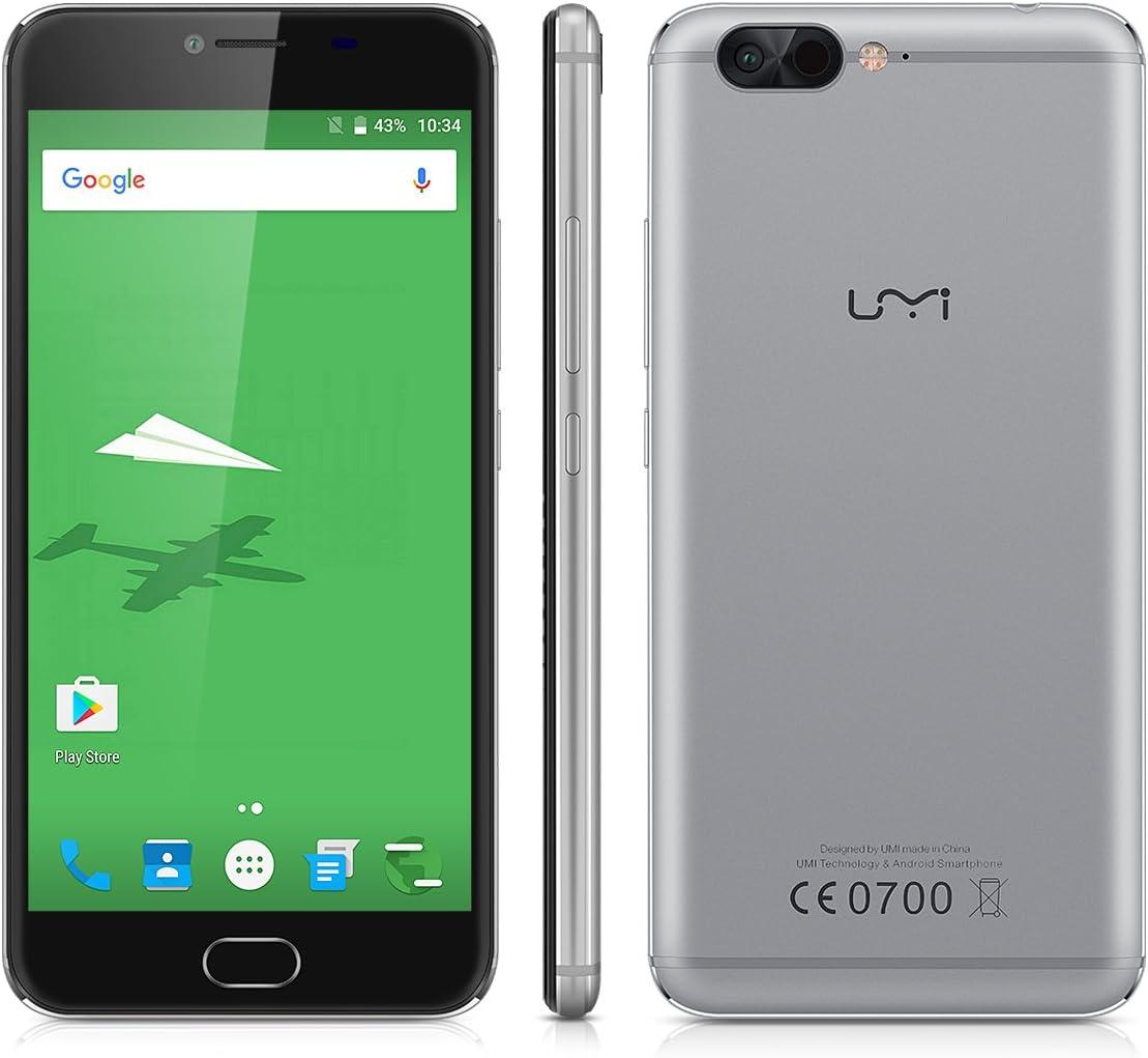 umidigi Z 5.5 Pulgadas Smartphone 4 G 2.6 GHz Deca Core Dual 13.0 ...