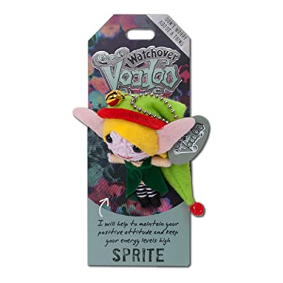 Watchover Voodoo- Sprite, Multicolor: Toys & Games