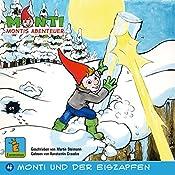 Monti und der Eiszapfen (Montis Abenteuer 4) | Martin Steimann