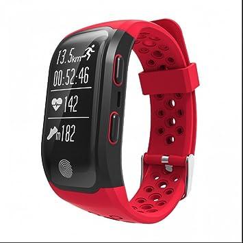 Montre connectée sport, Bracelet connecté,Alarme Vibrante,Moniteur de Fréquence Cardiaque,dormir