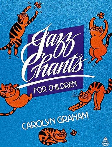 Jazz Chants For Children: Student Book