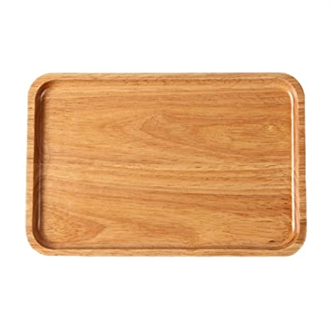 Amazon Wood Serving Tray Wooden Trays For TeaCoffeeWine Mesmerizing Decorative Wood Serving Trays