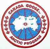 Canada Goose Arctic Program Jacket Uniform Embroidered Sew Iron on Patch