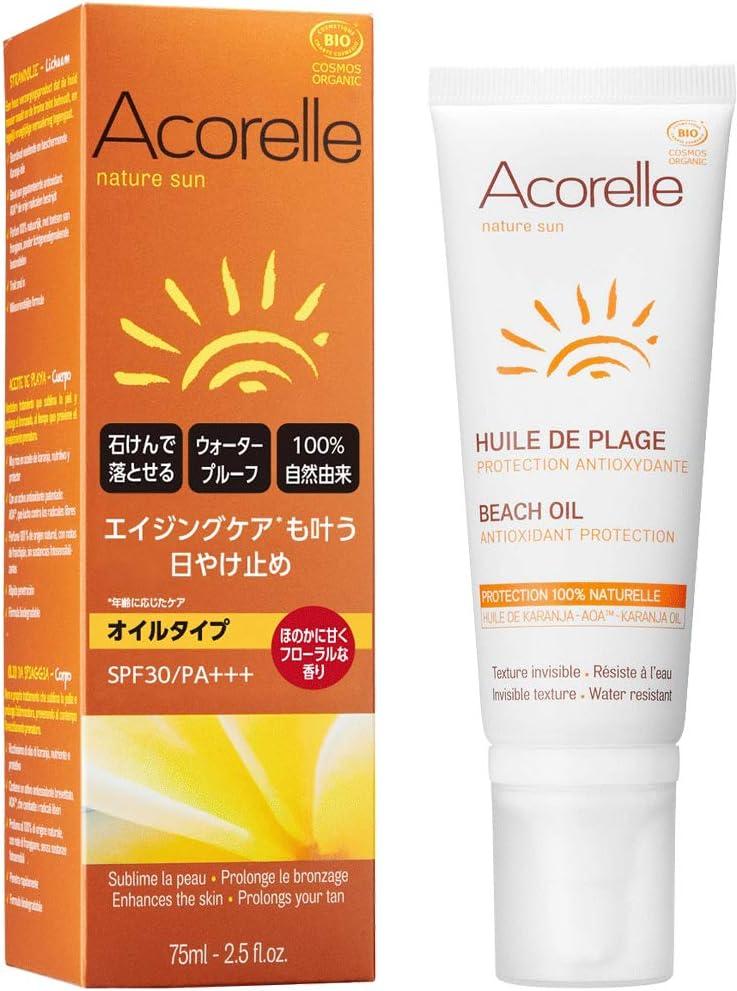 Acorelle Aceite De Playa Karanja 75Ml. 75 ml