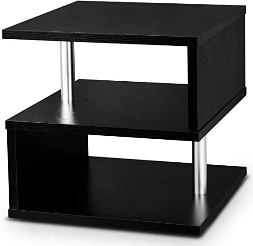 Amazon Com Casart 3 Tier End Side Table Sofa Couch Side Table