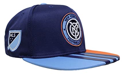 online retailer 84044 72e22 Image Unavailable. Image not available for. Color  adidas New York City FC  MLS ...