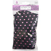 Bathefex Polka Dot Shower Cap