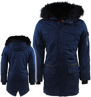 Geographical Norway Parka Homme Arissa Marine Taille XXL