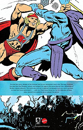 He-man And The Masters Of The Universe: The Newspaper Comic ...