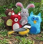 Woodland Animals Arts and Crafts Kids...