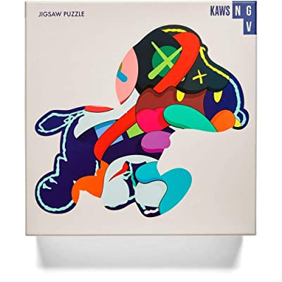 KAWS Stay Steady 2020 Jigsaw Puzzle 1000pcs: Toys & Games