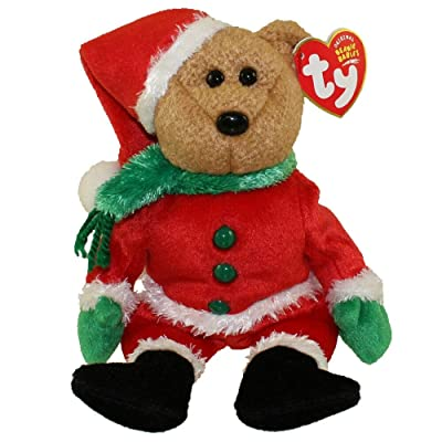 Ty Beanie Babies Kringle - Bear: Toys & Games