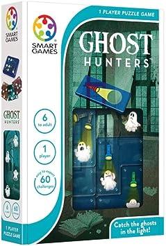 smart games - Cazafantasmas, Juego de ingenio: Amazon.es: Juguetes y juegos