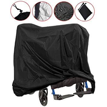 Amazon.com: Wheelchair Cover, Mobility Scooter Storage Cover ...