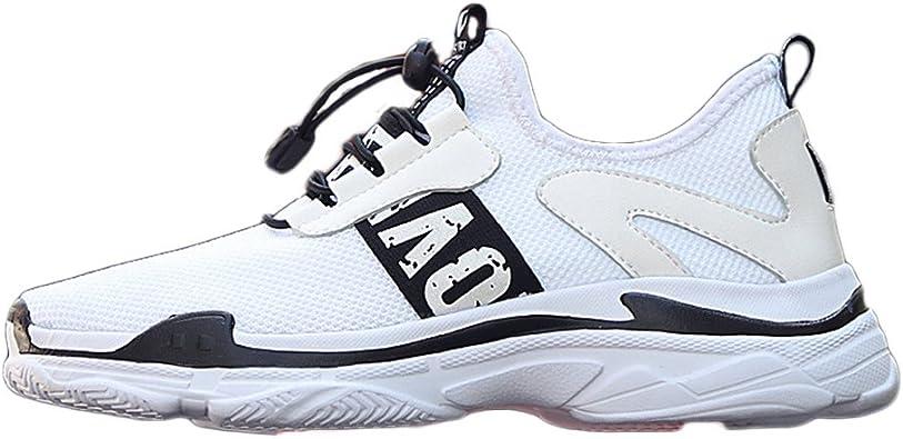 LFEU Zapatillas de Running de Malla Hombre: Amazon.es: Zapatos y complementos