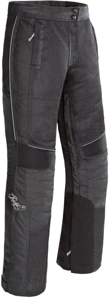 Joe Rocket Cleo Elite - Womens' Textile/Mesh Motorcycle Pant - Black - X-Large
