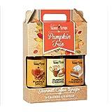 Jordan's Skinny Syrup Pumpkin Trio Gourmet Coffee Syrups