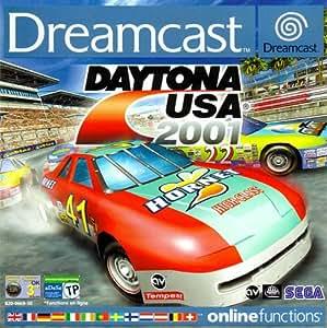 Dreamcast - Daytona USA 2001