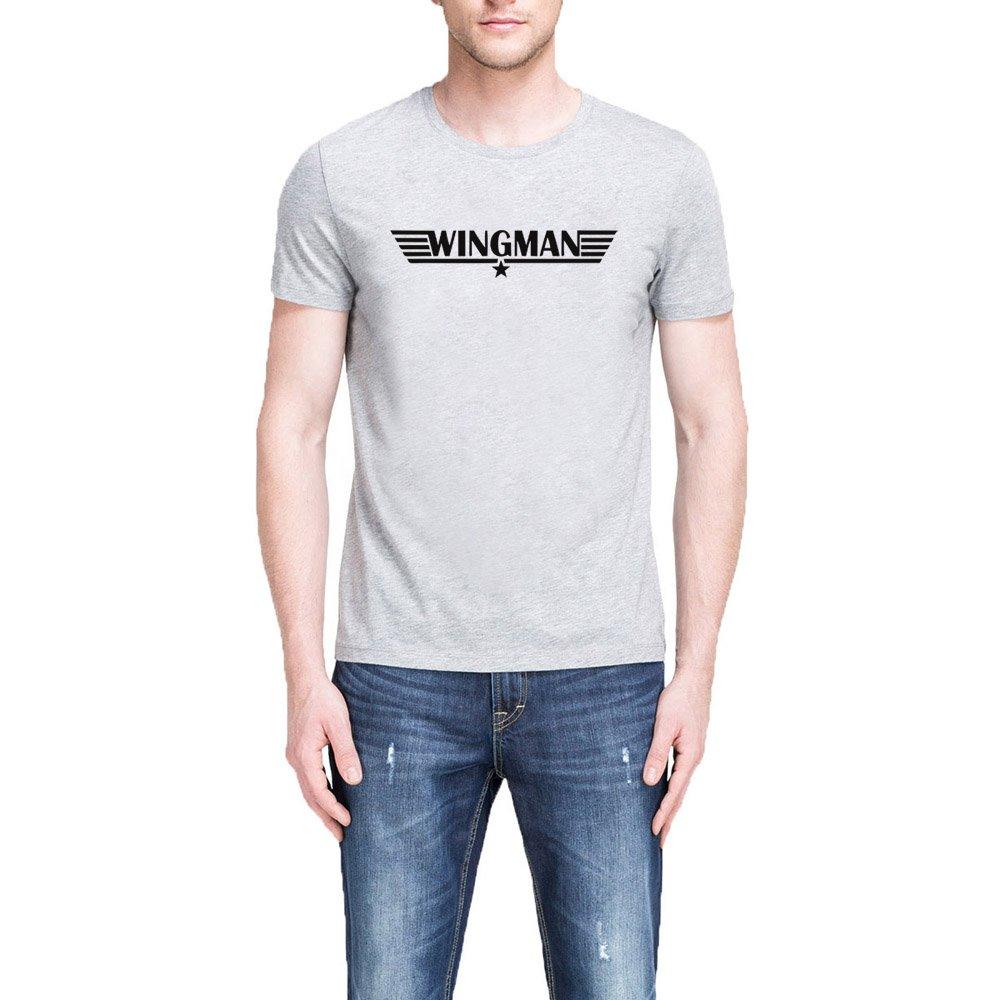Loo Show S Wingman Casual T Shirts Tee