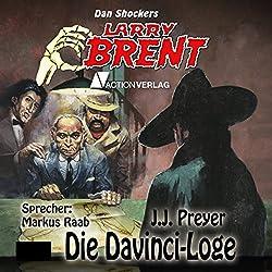 Die Davinci-Loge (Dan Shockers Larry Brent)