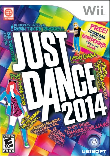 Just Dance 2014 - Nintendo Wii (Number Wii)