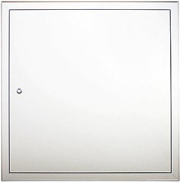 Decken- und Wandmontage Softline Alle Gr/ö/ßen wei/ß beschichtet Revisionsklappe Stahlblech Revisionst/ür 300x300 Markenqualit/ät RUG SEMIN