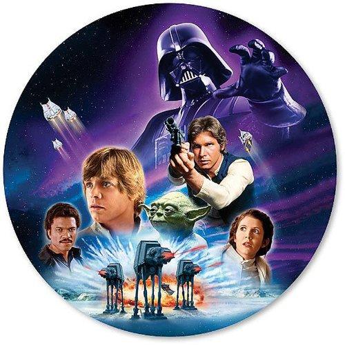 Star Wars Zucker-Tortenaufleger - The Empire strikes back
