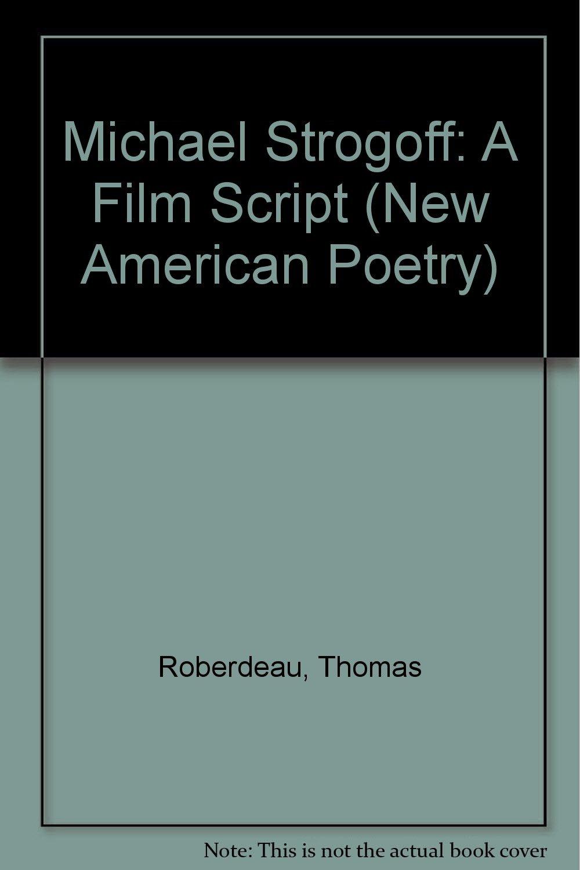 Michael Strogoff: A Film Script (Gray Corner Film) pdf epub