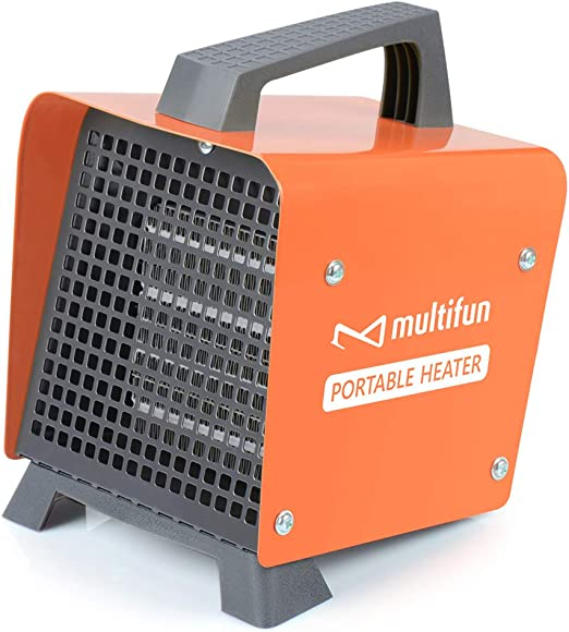 Amazon Com Electric Heater 1500w Portable Ceramic Space Heater W