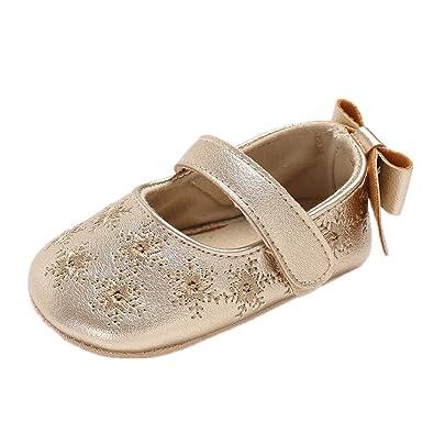 fc59e19f6af47 Zapatos de bebé Niña para 0-18 Meses