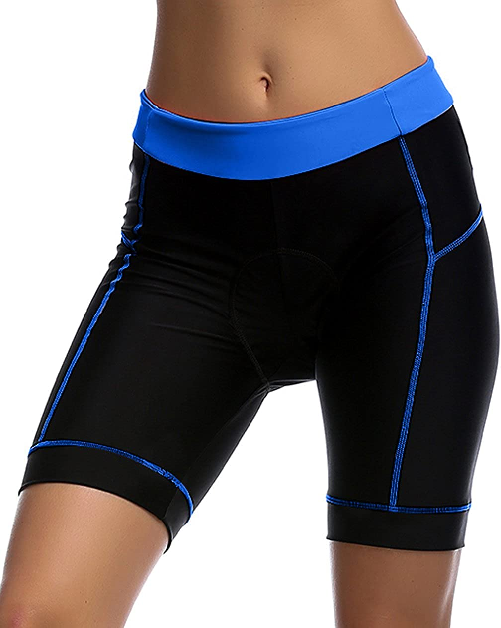 3D Gel Padded Bicycle Cycling Tights Shorts Bike Short Breathable Pants Trouser