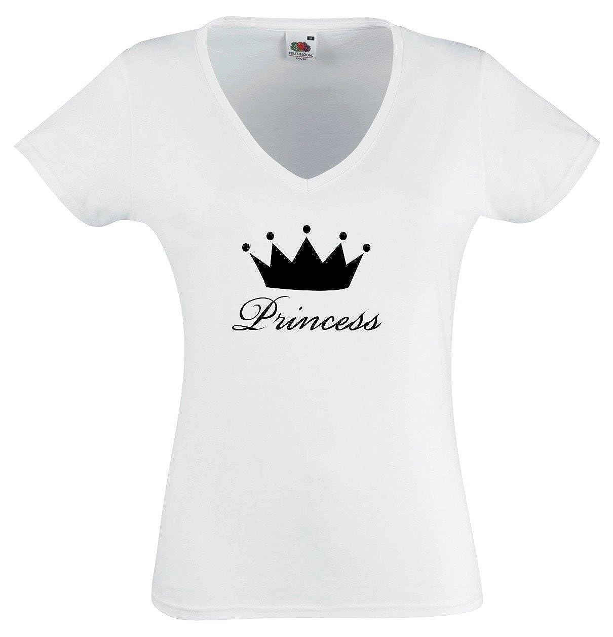 Black Dragon - T - Shirt Woman V - Tee - Princess - JDM / Die cut