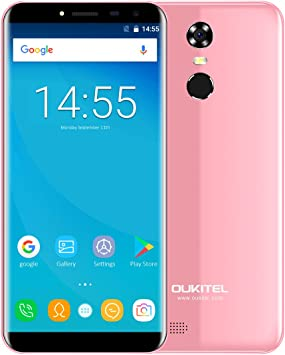 Oukitel C8 MTK6580A Quad-Core Smartphone Android 7.0 18: 9 ...