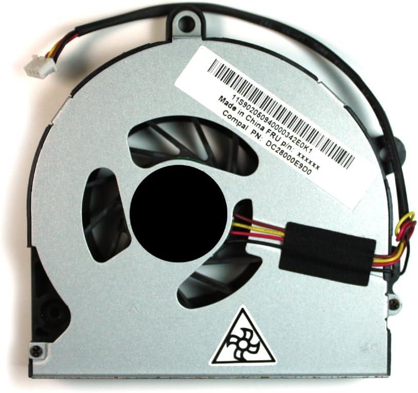 Power4Laptops Replacement Laptop Fan for Toshiba Satellite P855-34P, Toshiba Satellite P855-S5102, Toshiba Satellite P855-S5200, Toshiba Satellite P855-S5312