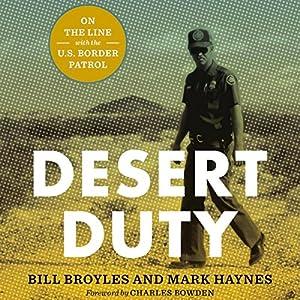 Desert Duty Audiobook