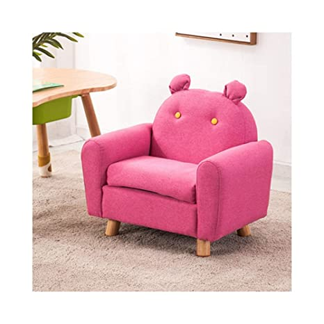 Amazon.com: TAO Childrens Fabric Sofa Lazy Couch Thick Seat ...