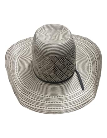 American Cowboy Hat Mens Straw Cool Hand Luke Natural Gray 5100s Chl
