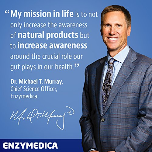 Enzymedica - GlutenEase Extra Strength, Complete Gluten & Casein Formula with Digestive Enzymes + DPP-IV, 60 Capsules (FFP) by Enzymedica (Image #7)