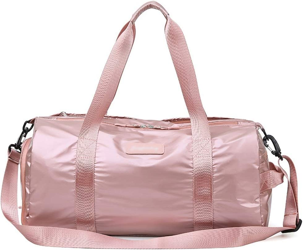 B081MS969W Xinqing Gym Bag - Dry Wet Separated Sports Bag Travel Duffle Bag Large Capacity Handbag Yoga Fitness Shoulder Bag Tote with Shoes Compartment for Women, 482223CM You Deserve to Have 614WsSQwteL