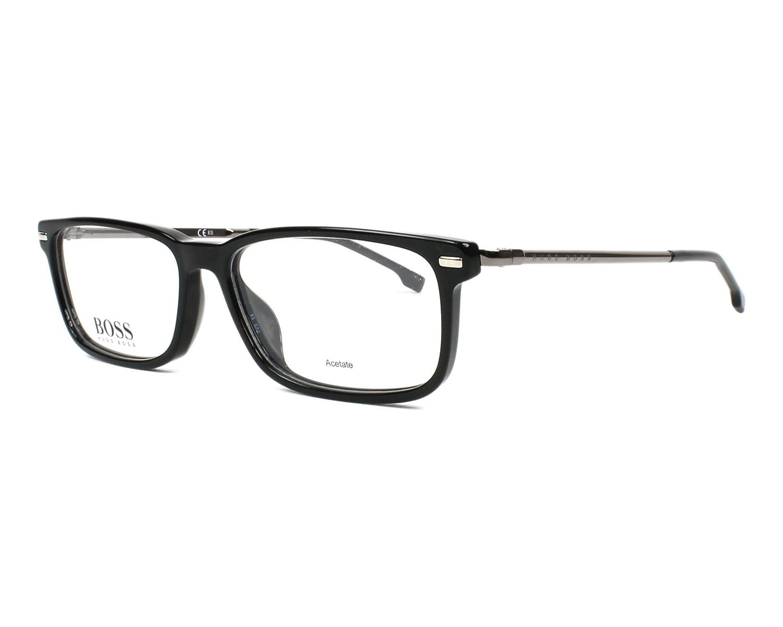 Hugo Boss frame (BOSS-0933 807) Acetate - Metal Black - Gun