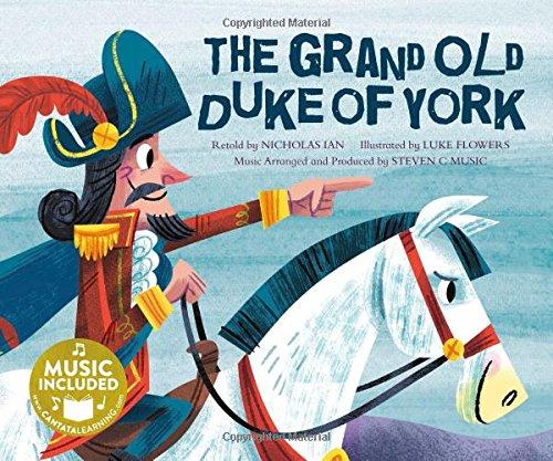 - Grand Old Duke of York (Sing-along Songs: Action)