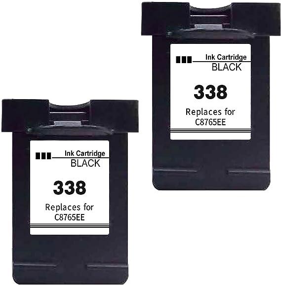 Kyansin Cartucho de Tinta 338 XL remanufacturado (C8765EE) Tintas ...