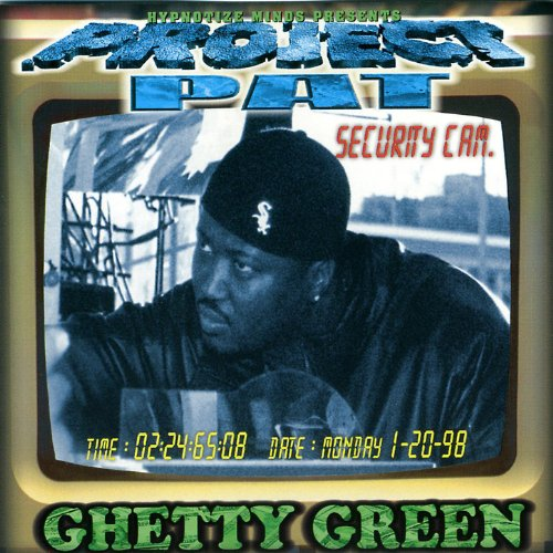 Ghetty Green [Explicit]